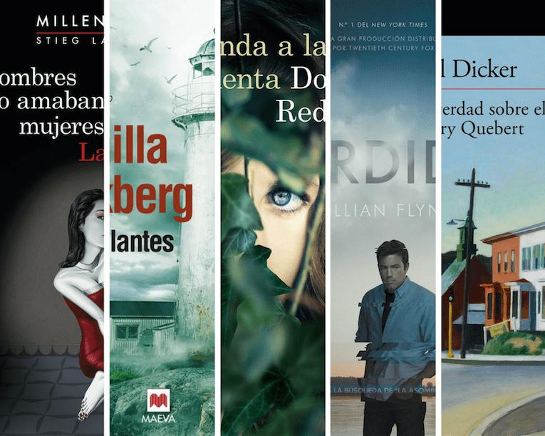 Los 6 mejores libros de intriga y misterio de los últimos años