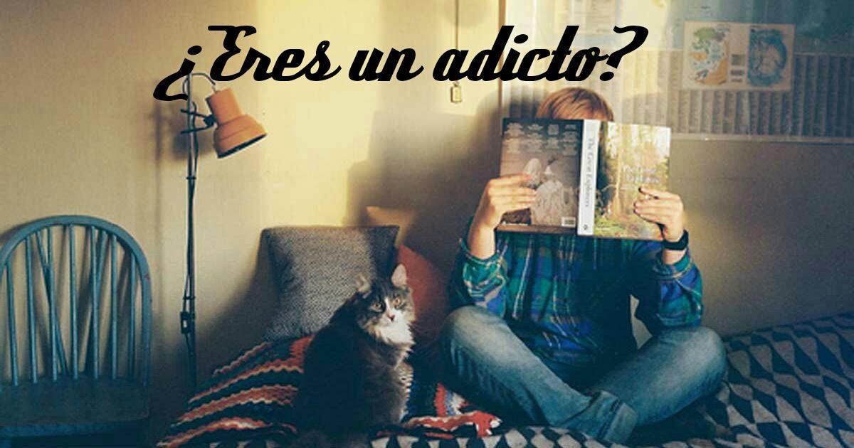 20 signos que confirman que eres un adicto a los libros