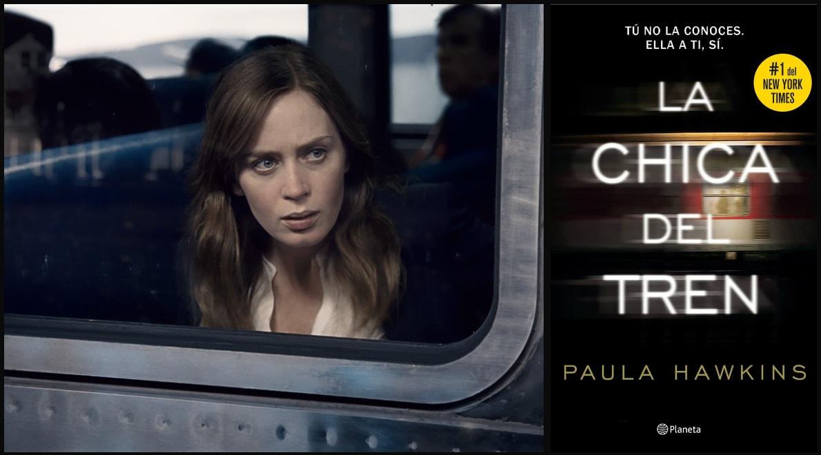 10 libros de misterio que te encantarán si te gustó La chica del tren