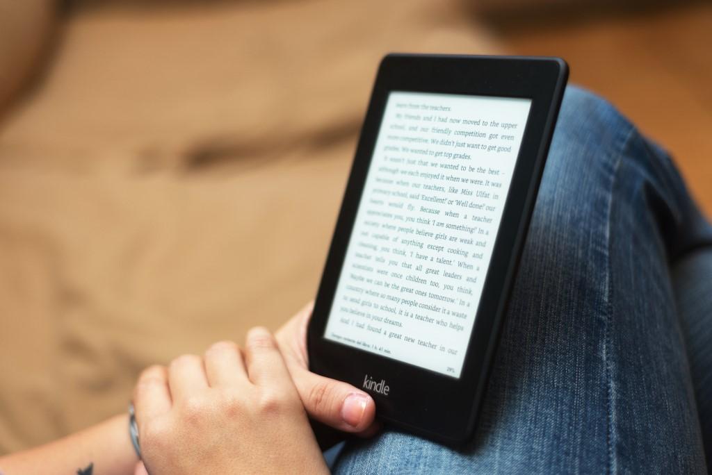 Cómo publicar mi libro gratis en Amazon