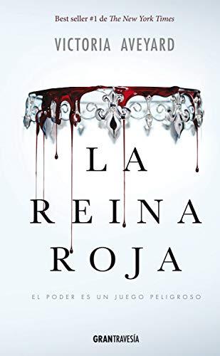 Libro similar a Cazadores de Sombras: La reina roja, de Victoria Aveyard
