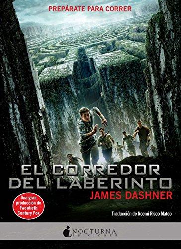 Libro parecido a Cazadores de Sombras: El corredor de Laberintos, de James Dashner